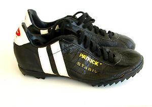 Détails sur Ancienne Paire de chaussures de Football PATRICK Made in France SGDG