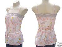 Colorado Babydoll Pink Camisole Top Size Xl 14 - 16 Ladies Cami Tank Rrp$90