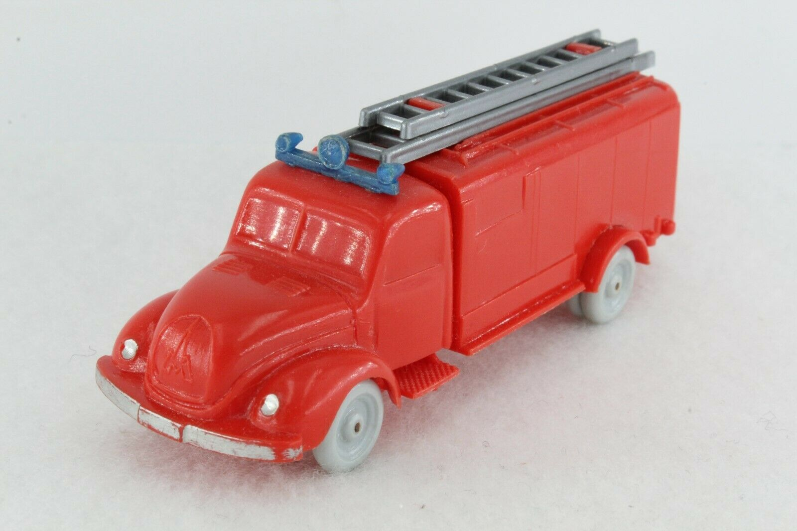 A.s.s Wiking Unverglast Fire ENGINE MAGIRUS Syringes Trolley 1955 GK 610 16 CS 267 2