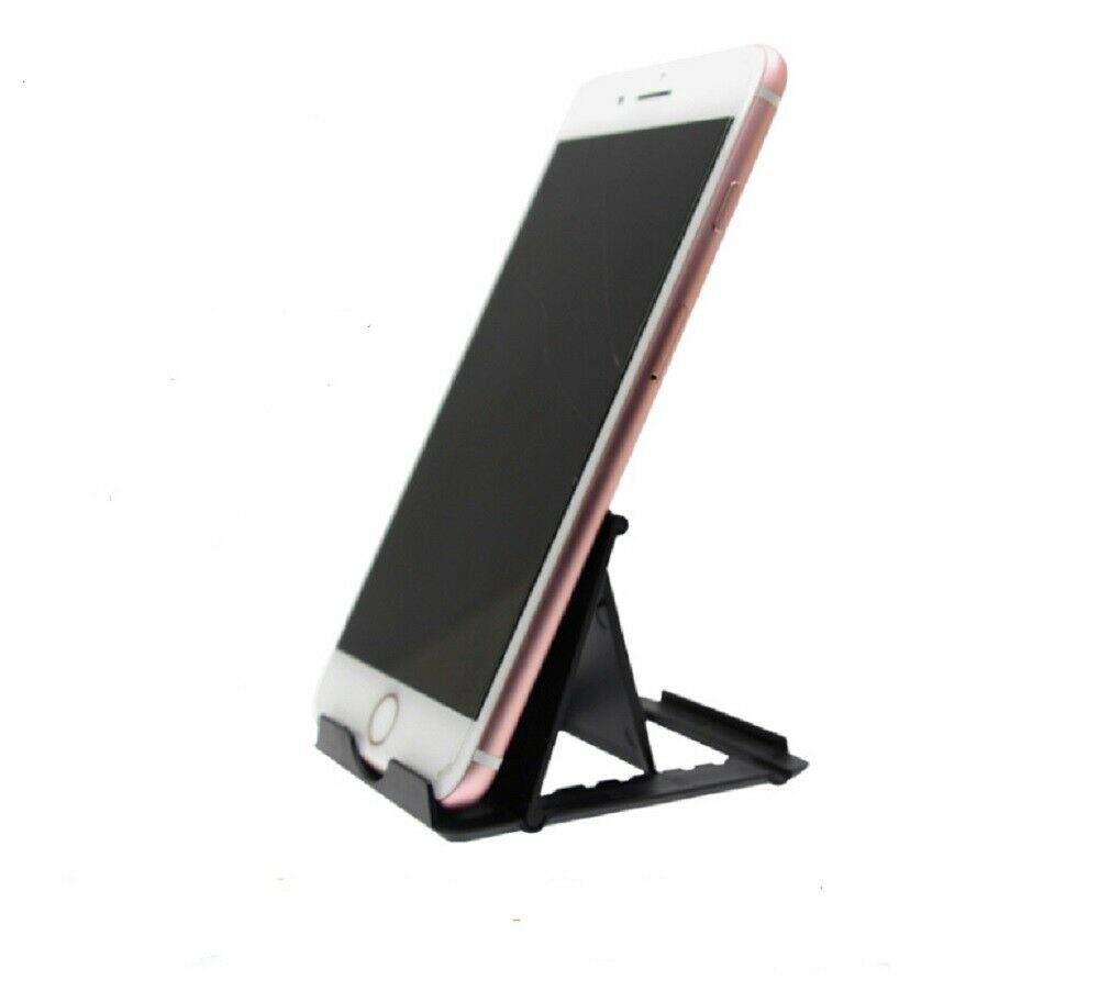 Silver L BLRYP Phone Stand Phone Dock Universal Phone Stand Smart Phones Cradle Holder M S Cafe,Learning Color : Silver, Size : M