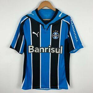 Puma-Gremio-Football-Jersey-Shirt-Mens-Medium-Short-Sleeve-Retro-Kit-2008-2010