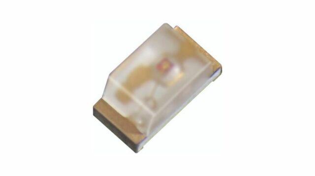 10x KPA3010SRT KINGBRIGHT KPA3010SR LED Uni-Color Red 660nm 2-Pin Chip LED 10ps