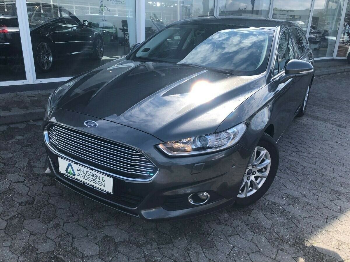 Ford Mondeo 1,5 SCTi 160 Trend 5d