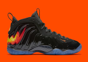 b12d7e4f9a9 Nike YOUTH Little Posite One QS (GS) HALLOWEEN SIZE 6Y FITS WOMEN S ...