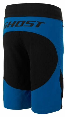 GHOST All Mountain Bike Short Blue//Black-Pantalon VTT-Short-Taille M