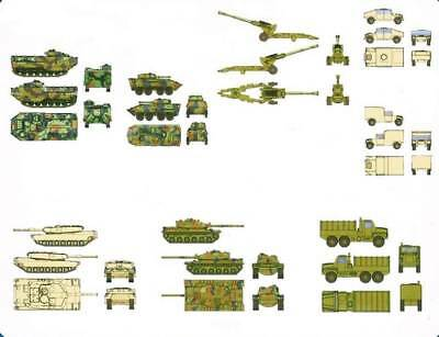 TRUMPETER® 06640 US Marines Armor Accessories in 1:350