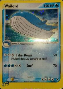 how to get a wailord in pokemon ruby