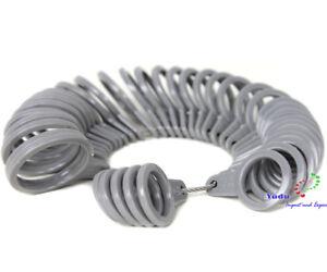 36er Ring-maß Ø 13mm -76mm Mass Schmuck Gerät Messung Ringgröße Umfang SorgfäLtige FäRbeprozesse