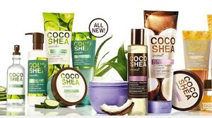 New-Bath-amp-Body-Works-Coco-Shea-Exclusive-Line-Cucumber-Coconut-Honey-Pick-One