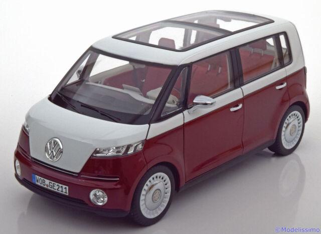 1:18 Norev VW Bulli Concept Car 2011 redmetallic/white