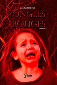 les ongles rouges