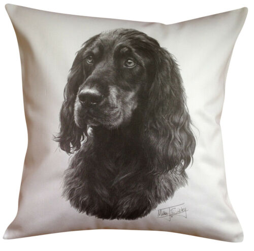 Perfect Gift Gordon Setter MS Breed of Dog Themed Cotton Cushion Cover