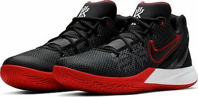 online store ca8e2 b977a Nike Kyrie Flytrap 2 Black/Red II Kyrie Irving Basketball 2019 All NEW |  eBay