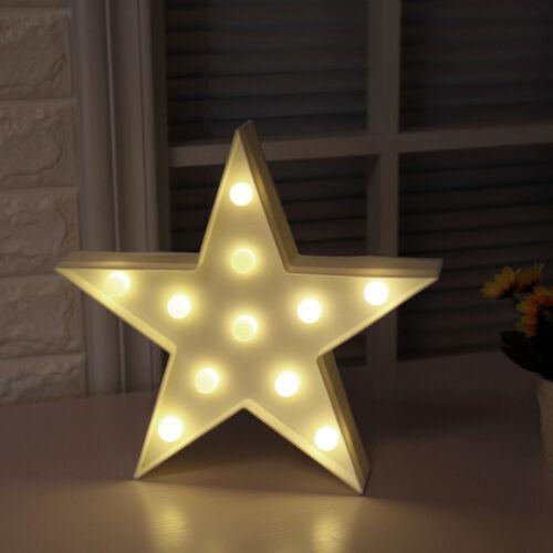 3D Children Night Light LED Table Lamp Nursery Bedroom Decoration Boy Girls Gift