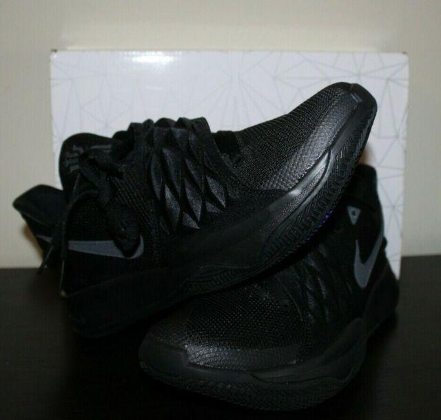 buy popular ff61f 368bb Mens Nike Kyrie Low 1 Basketball Shoes Ao8979-004 Triple Black Size 11