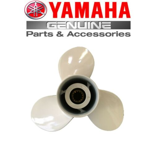 """Yamaha Genuine Outboard Propeller 25-60HP Type G 10/"""" x 15/"""""""