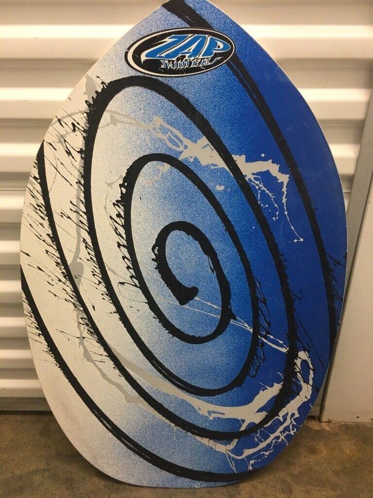 Zap Skimboard Tabla De Surf Buen Estado Ver Fotos