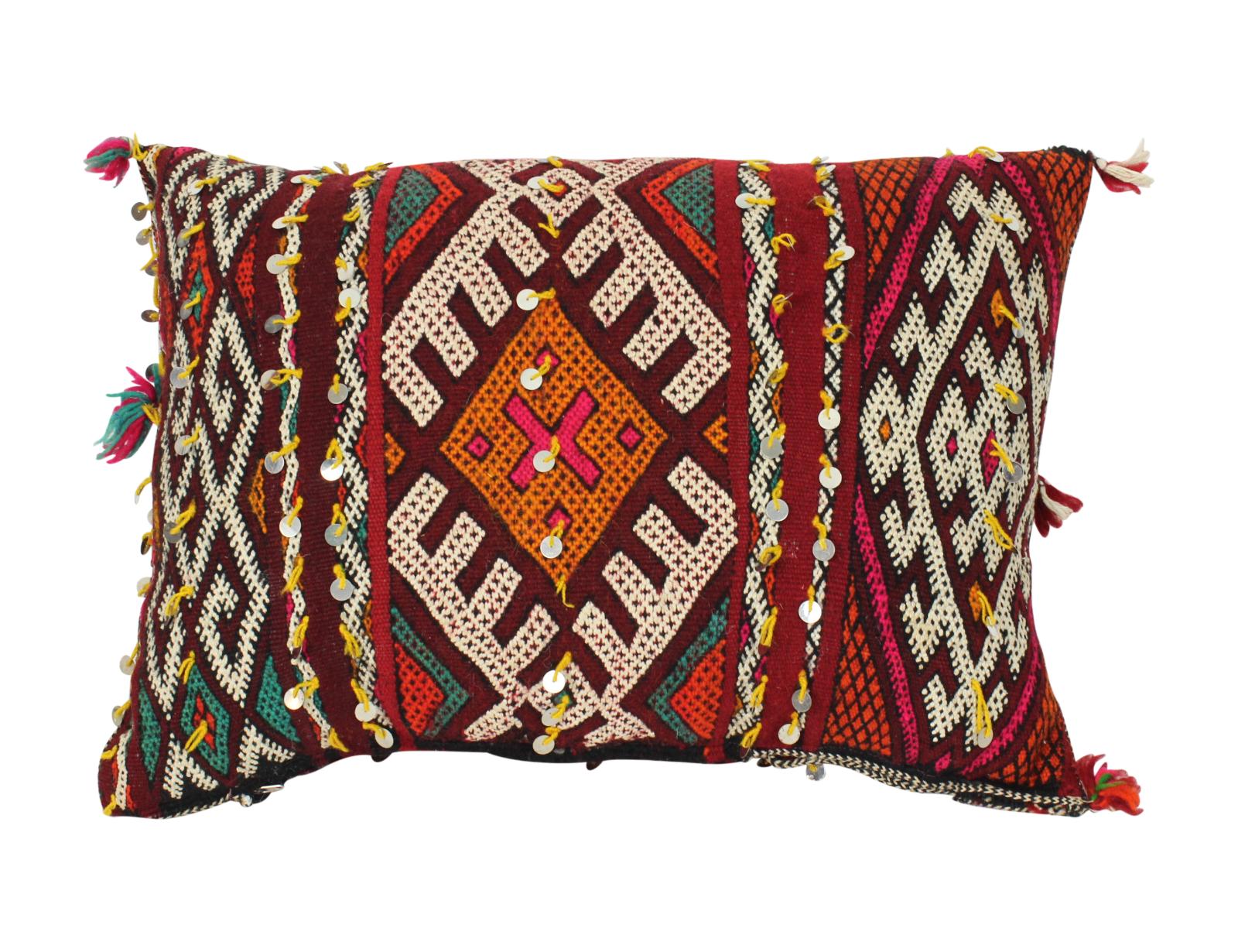 Tappeti Kilim Marocco : Tappeto kilim marocchino cuscino vintage marocchino kilim imbottiti