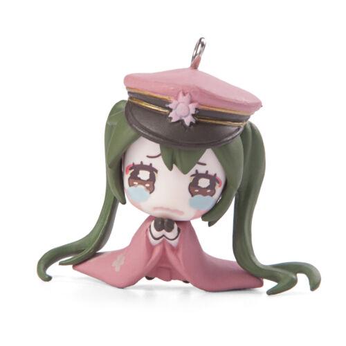Vocaloid Hatsune Miku Senbonzakura Sad Miku Vol.2 PVC Figure Keychain