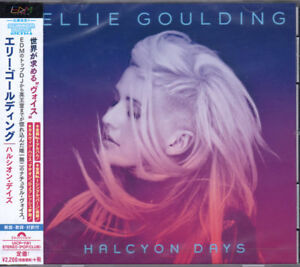 ELLIE-GOULDING-HALCYON-DAYS-JAPAN-CD-BONUS-TRACK-E78
