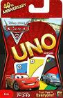 Mattel T8230 - UNO Cars 2 Kartenspiel