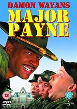 Major Payne 2006 Damon Wayans, Karyn Parsons, Michael Ironside NEW UK R2 DVD