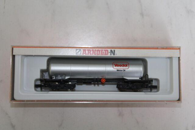 """Arnold 4370-39 """"Kesselwagen Veedol Motor Oel"""" Spur N"""