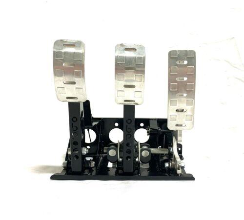 obp Motorsport ProRace 3 Pedal Hydraulic Clutch Brake Bias Performance Pedal Box