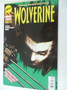 1 X Bd-wolverine Nº 4-shop-edition-marvel Panini-par 1-afficher Le Titre D'origine Divers Styles