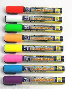 Illumigraph-Kreidemarker-Tafelstift-Fluessigkreide-2-6-mm-Spitze-Farbe-waehlen