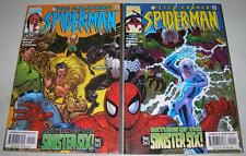 AMAZING SPIDER-MAN (Vol 2) 12 & PETER PARKER 12 (1999) RETURN OF SINISTER SIX