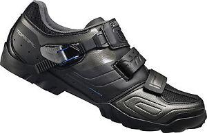 Shimano-SH-M89L-Fahrradschuhe-MTB-Schuhe-schwarz-SH-M089L