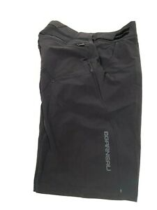 Louis-Garneau-Connector-Cycling-Shorts-Men-039-s-Medium-Black-NEW-99-Bike-Gear