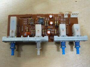 Carver MXR-130 Receiver PA-509 Mono Mute Switch Board