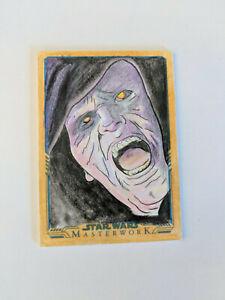 Star-Wars-Masterwork-Emporer-Senator-Palpatine-Sketch-Card-1-1-Full-Color