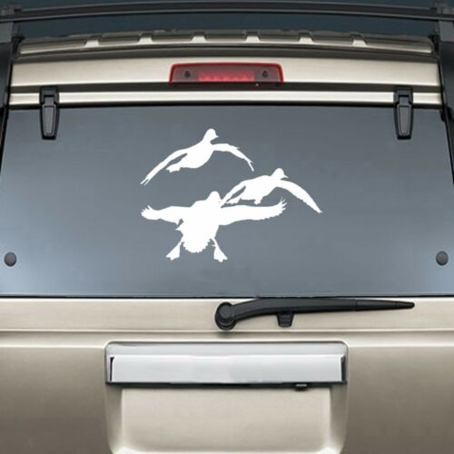 Ducks Duck Hunting Vinyl Sticker Decal Car-Truck Laptop-Netbook 2013