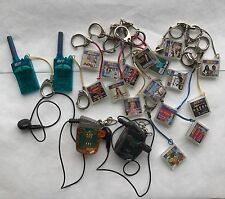 Lot Of Tiger Hitclips Video Jockey Music Chips 2 Portable Music Players