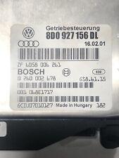 00-02 Audi S4 Transmission Control Module TCU 8D0927156DL