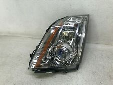 08 09 10 11 12 13 14 Cadillac Cts Headlight Front Left Driver Side Hid Headlight Fits 2010 Cadillac Cts