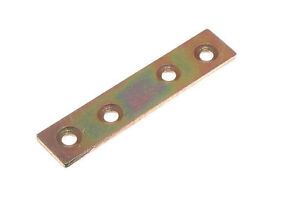 Neuf Plat Réparations Connecteur Jonction Plaque 75MM X 16MM Yzp (Paquet De 20)