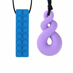 Kinder Kinderkrankheiten Beißen Kauen Beißring Spielzeug Halskette Spielzeug/'