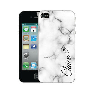 Personalised-Marble-Phone-Case-Cover-for-Apple-iPhone-Initial-Text-Name-heart