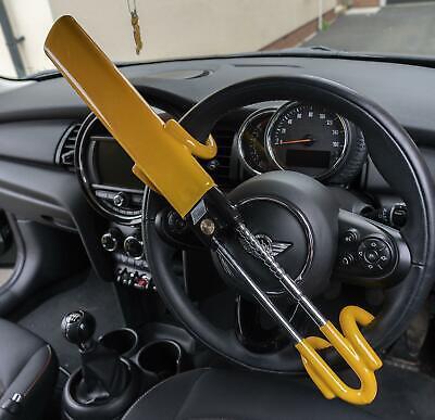 Mercedes C-Class Anti Theft Double Hook Security Steering Wheel Lock