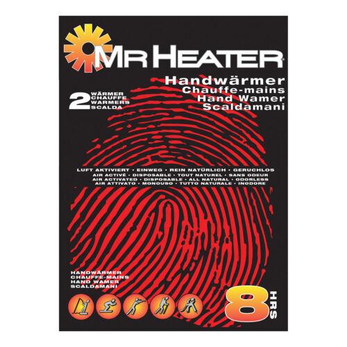 Mr. Heater 2x Xxl Plus Chaud Poches Plus Chaud Chaleur Coussin Charbon Actif plus chaud