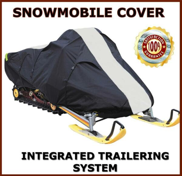 Great Snowmobile Sled Cover fits Polaris 600 PRO-RMK 155 ES 2015-2018