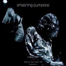 SMASHING PUMPKINS Cherub Rock Live - 2LP / Black + White Vinyl (Remastered)