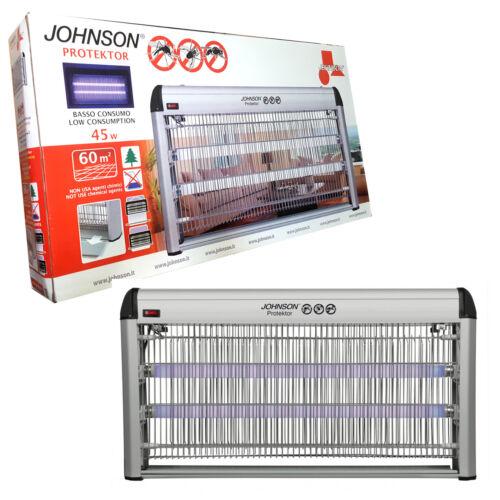 Zanzariera elettrica 40w Protektor johnson per mosche e zanzare insetti