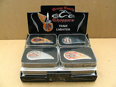 Lighters Orange County Choppers Lot of 12