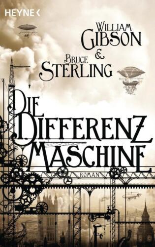 1 von 1 - Die Differenzmaschine von Bruce Sterling und William Gibson (2012, Taschenbuch)