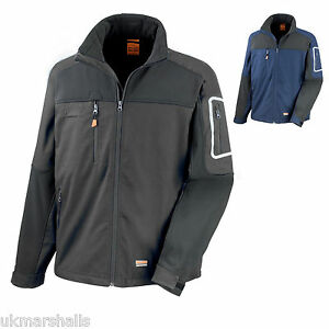 Result-Work-Guard-Sabre-Soft-Shell-Jacket-XS-4XL-RS302